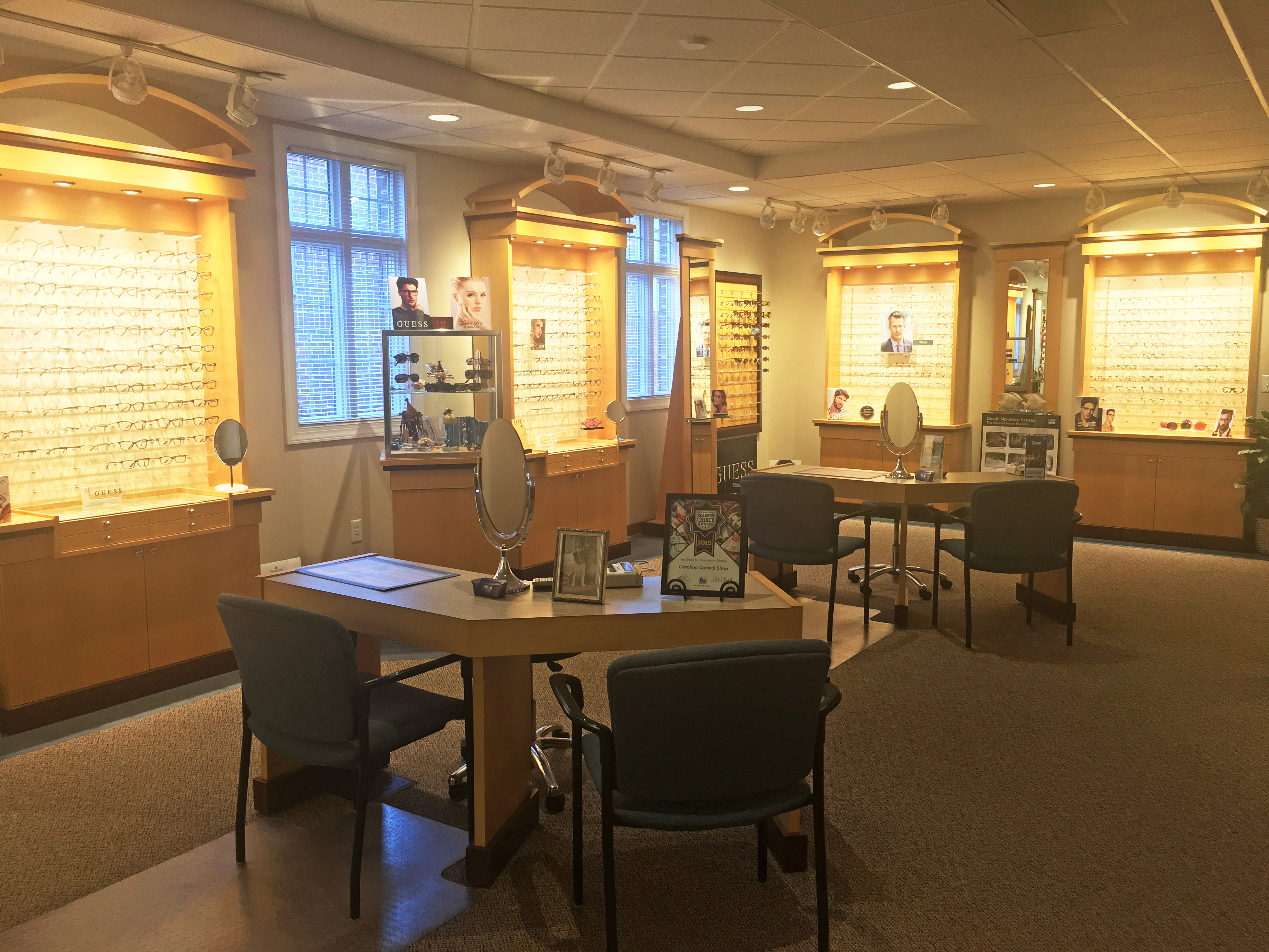 Ophthalmologist in Fayetteville, NC | Carolina Vision Center