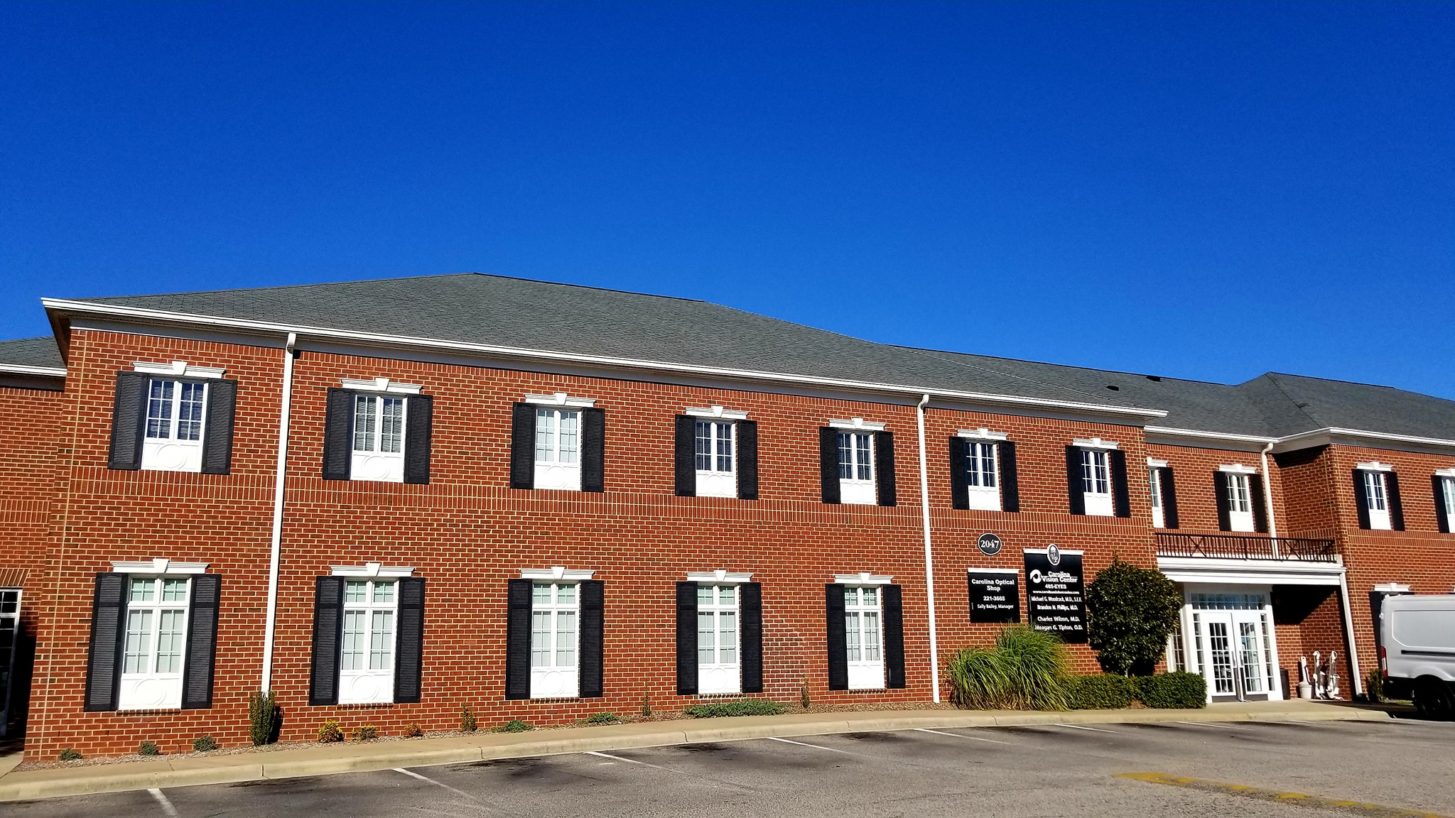 Ophthalmologist in Fayetteville, NC